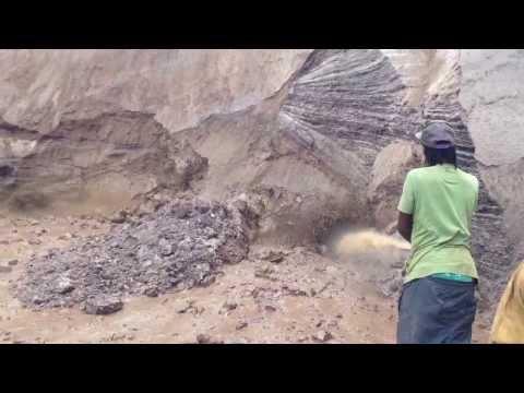 Guyana Mining in the Ekereku