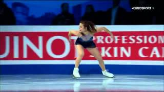 2016 Worlds   Exhibition   Ashley Wagner   One Last Night by Vaults