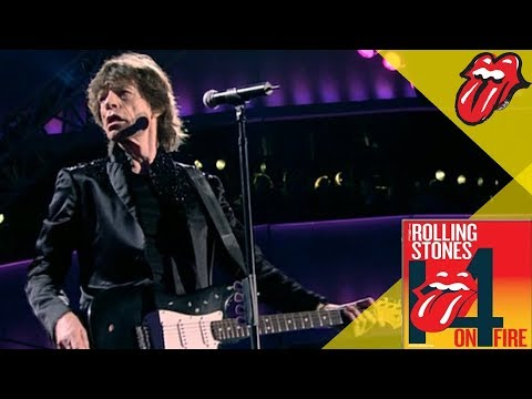 The Rolling Stones - Streets Of Love - Live - OFFICIAL