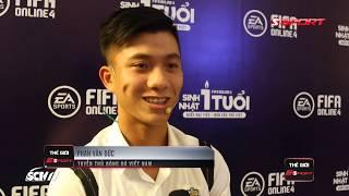 SCTV đưa tin về Đại tiệc Offline Sinh nhật 1 tuổi FIFA Online 4
