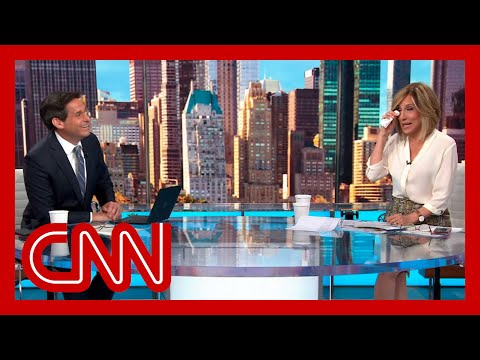 See co-anchor's hilarious sendoff to Alisyn Camerota