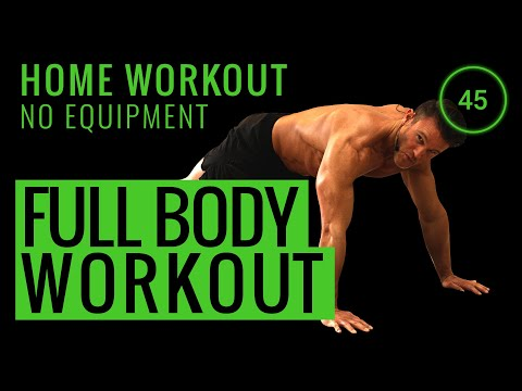 10 MINUTE FULL BODY WORKOUT ��| No Equipment Home Workout