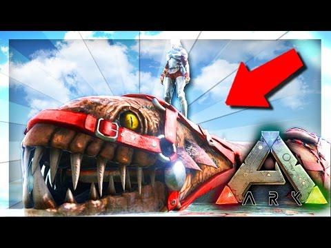 ARK: Survival Evolved Server - UNDERWATER CREATURES! #27