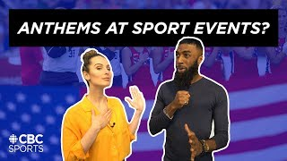 Do National Anthems Still Matter At Sport Events?