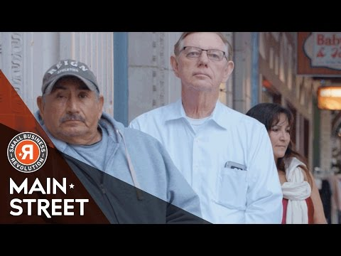 Season 2 Main Street Revival Finalist: Kingsburg, California | Small Business Revolution