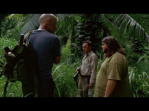 Reetae Reviews LOST: Part 4 - Moving the Island