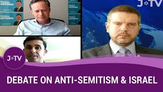 Heated UK Election Debate on Anti-Semitism & Israel - Labour vs Conservative Candidates