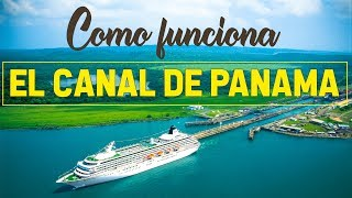 Baixar CANAL DE PANAMA HISTORIA Y COMO FUNCIONA
