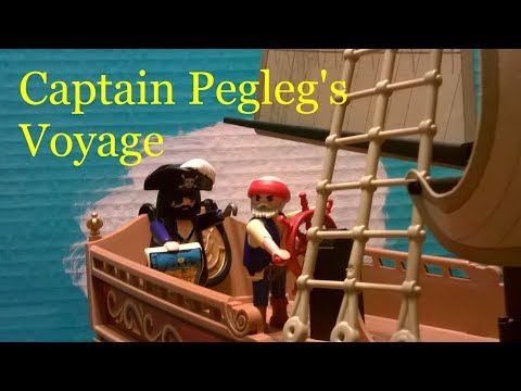 Playmobil Pirates: Captain Pegleg's Voyage