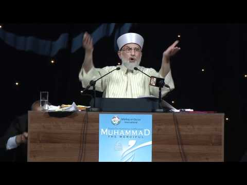 Peace for Humanity Conference - 24 Sept. 2011 - Shaykh-ul-Islam  Complete Lecture