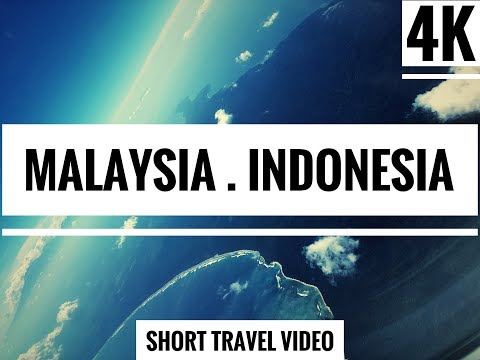 Malaysia . Indonesia | Travel Video | Bali | 4K | Short Clip |