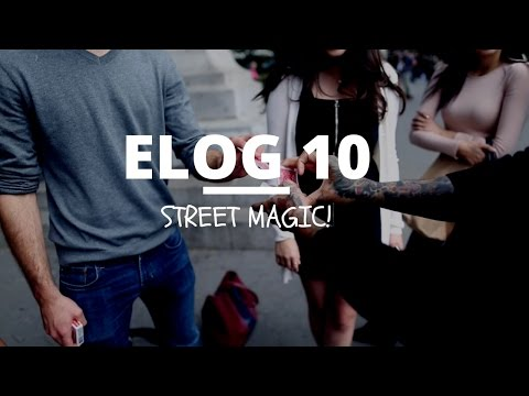 Elog Ellusionist How To Do Street Magic