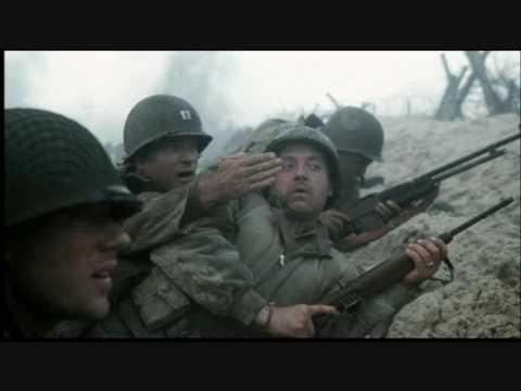 Der Soldat James Rayen D Day2