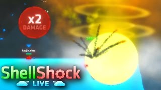 DOUBLE DAMAGE NUKE?! - SHELLSHOCK LIVE TOURNAMENT