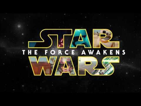 Star Wars Episode 7 Soundtrack - 14: The Resistance