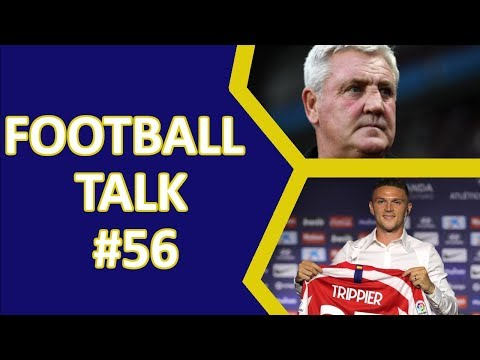 FOOTBALL TALK – FOOTBALL PODCAST – FOOTBALL NEWS – TRANSFER NEWS RUMOURS and GOSSIP | BRUCEY BONUS ?