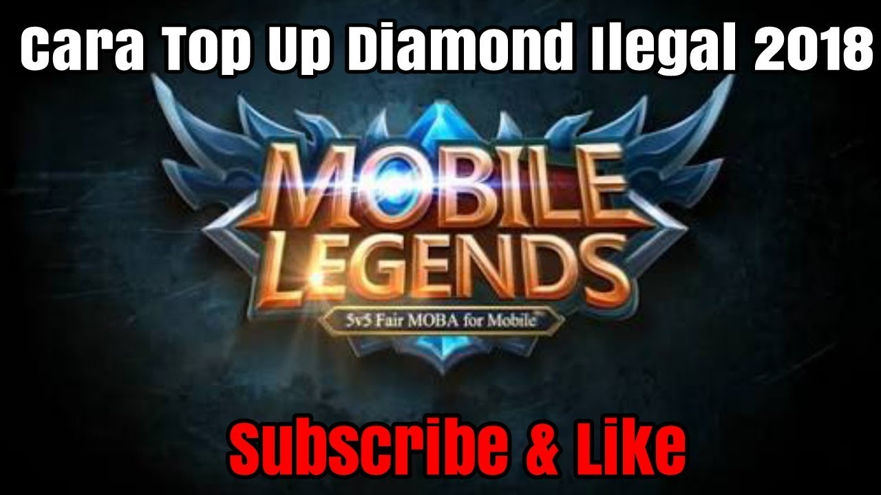 Trick Top Up Dm Mobile Legend Ilegal Youtube