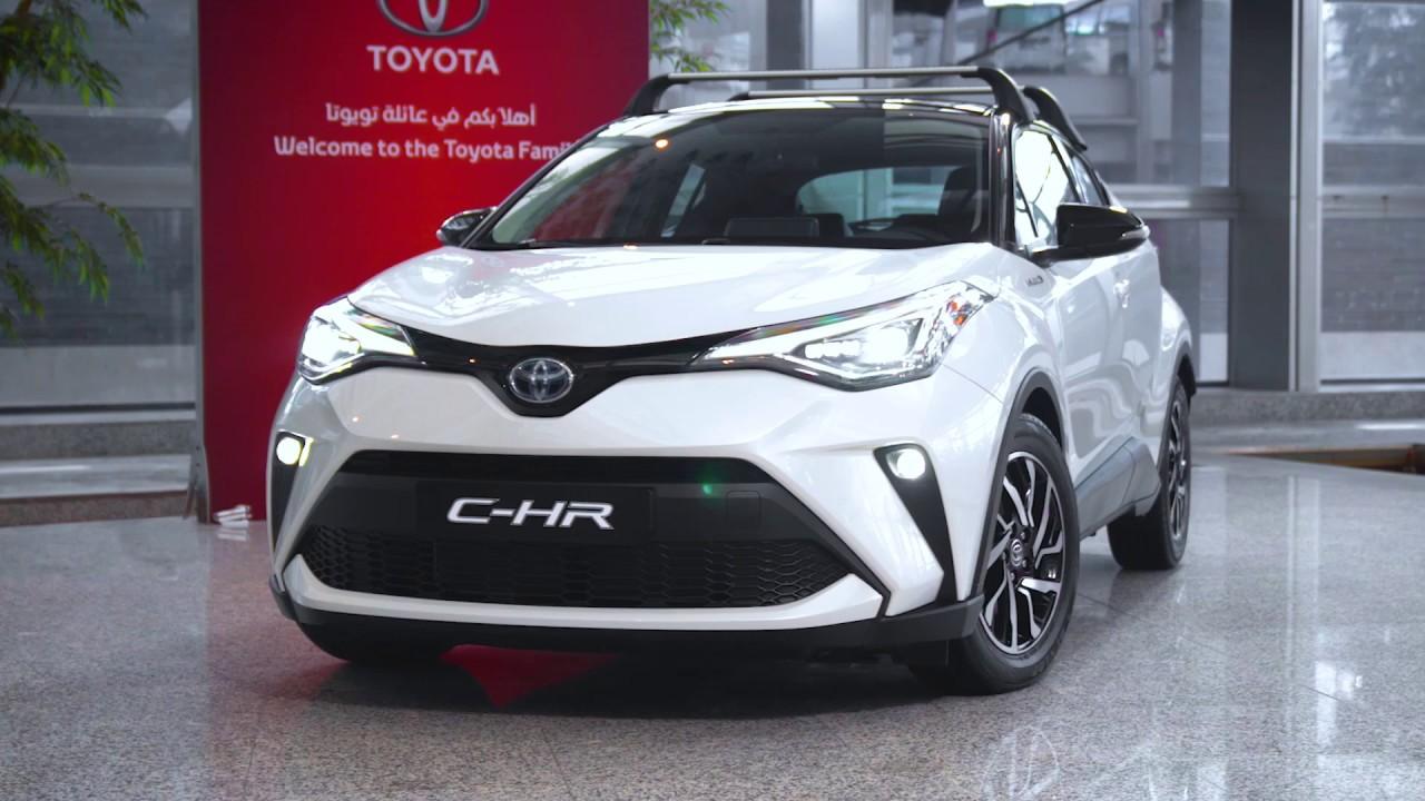 Toyota C-HR Accessories (Ar)