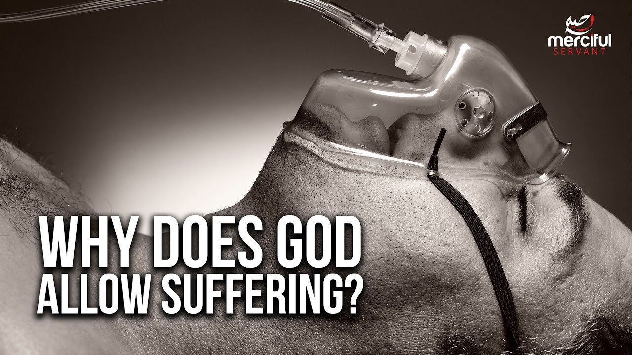 WHY DOES GOD ALLOW SUFFERING? (ATHEISM EXPOSED)