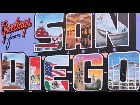 Greetings Tour - US Mural Artists