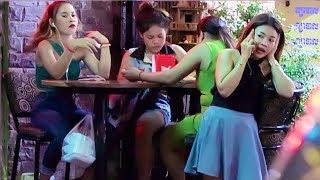 Cambodia Nightlife - VLOG 225 (Bars, Girls & Poker!!!)