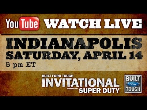 PBR Built Ford Tough Invitational from Indianapolis