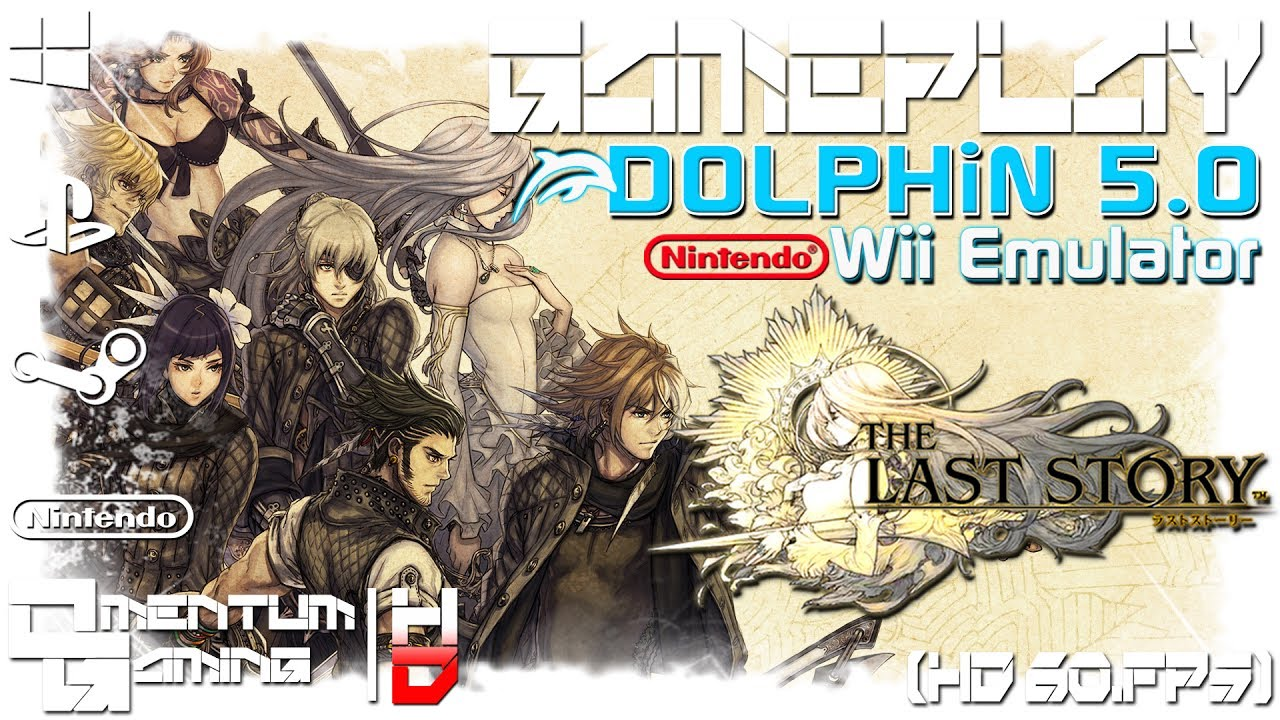 The last story dolphin 5 0 wii emulator gameplay 60 youtube - The last story hd ...