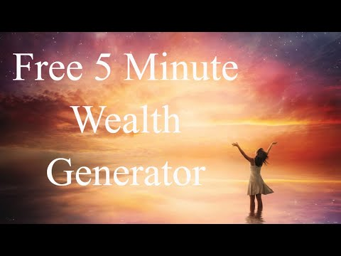 🎧-5-minute-wealth-generator-|-free-mp3-download-|-thank-you-for-60k+-subscribers
