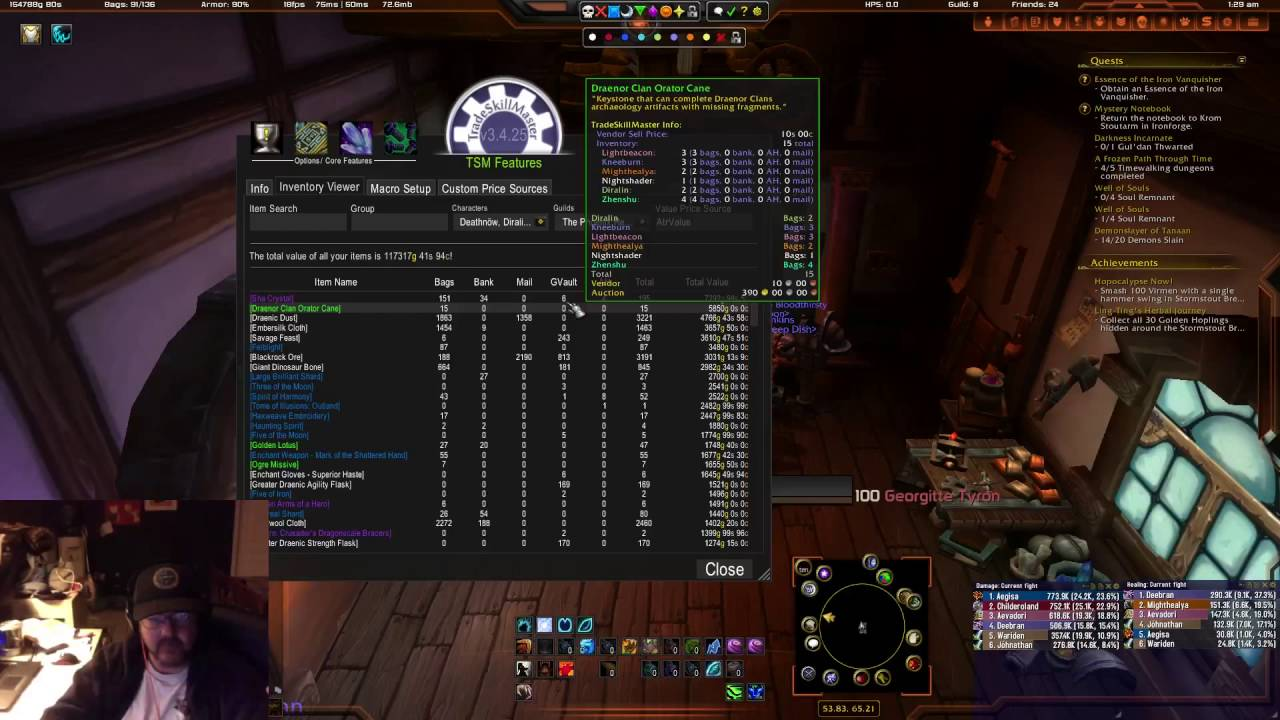 Tycoon gold addon: world of warcraft gold guide 2015 youtube.