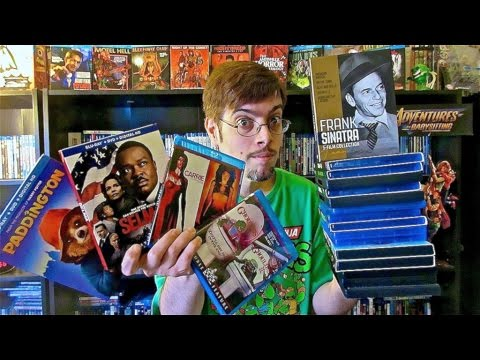 My Blu-Ray Collection Update 4/24/15 Blu-ray and Dvd Movie Reviews