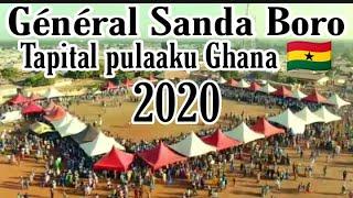 Général Sanda Boro Tabital pulaaku Ghana 🇬🇭 2020      ( video )