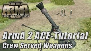 ArmA 2 ACE-Tutorial: CSW (Mörser, Granatenwerfer und Co)