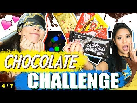 CHOCOLATE CHALLENGE #Especial100k | Blog das irmãs