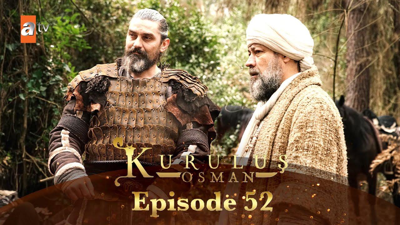 Kurulus Osman Urdu | Season 1 - Episode 52