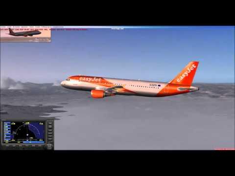 Fsx: Ankara Esenboga to Istanbul Ataturk Airport ( Turkey)