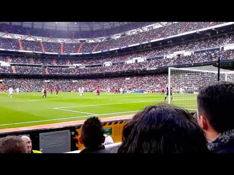 Estadio Santiago Bernabéu: (Real Madrid 4 - Osasuna 0) [26/04/2014]