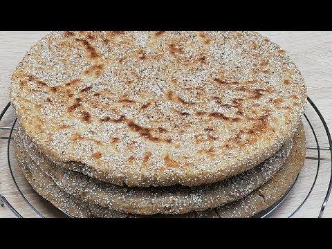 ramadan-ma-femme-rÉalise-le-pain-(khobz)de-nos-grands-mÈres-Économique-et-facile-(cuisine-rapide)