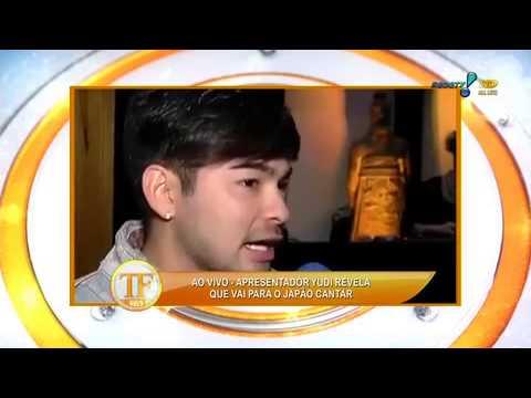 TV Fama 07/08/2014 - Yudi Quer Voltar A Ser Apresentador