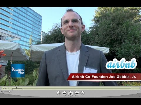 Airbnb Co Founder, Joe Gebbia, Jr. chats with The Brookhaven Post ...