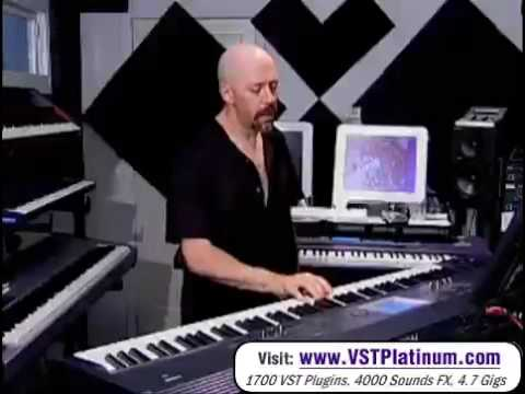 Jordan Rudess Time Crunch - Synths and Synthesizers Master - Electronic Music VST Plugins