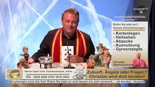SpirituellTV mit Christian Oberfuchshuber
