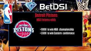 Detroit Pistons Odds | 2016 NBA Team Preview and Betting Picks