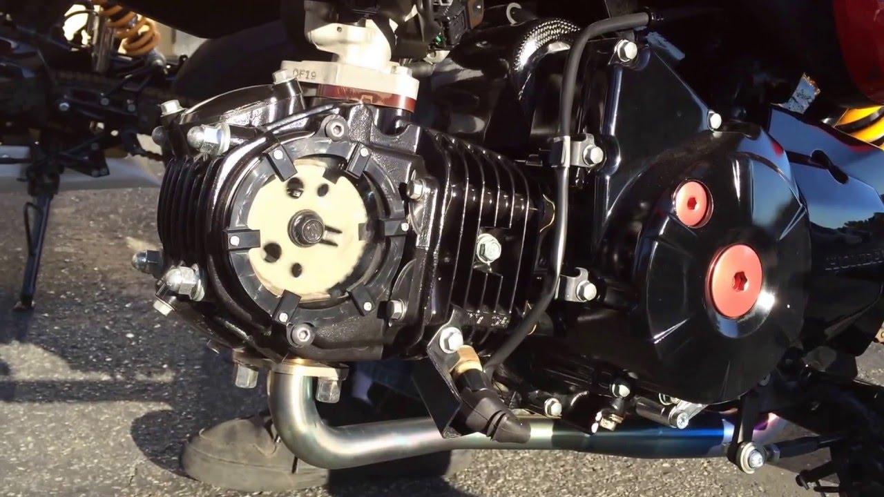 OTB Prototypes Honda Grom 125 Cam Gear Cover | DROWsports