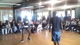 Battle dancehall sud ouest contest