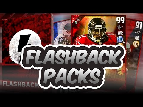 HOW TO GET FLASHBACK PLAYER PACKS IN MUT 17!! - Madden 17 Ultimate Team