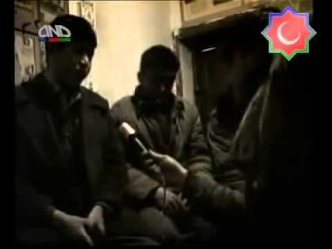 ХОДЖАЛЫ  366 советский полк пленные солдаты  и  армяне