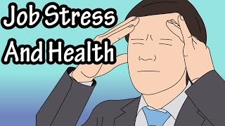 Work stress, job in this video i discuss and how to manage stress from work. transcript notes is your hurting health? ever been...