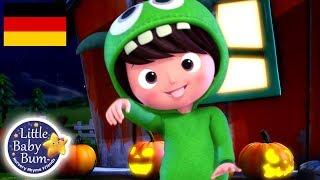 Der Monster-Tanz | Halloween | Kinderlieder | Little Baby Bum Deutsch | Kinderreime Für Kinder