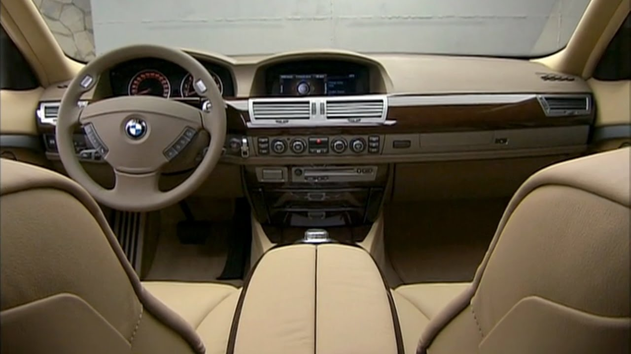 2006 BMW 750Li (E66 7 Series) - YouTube