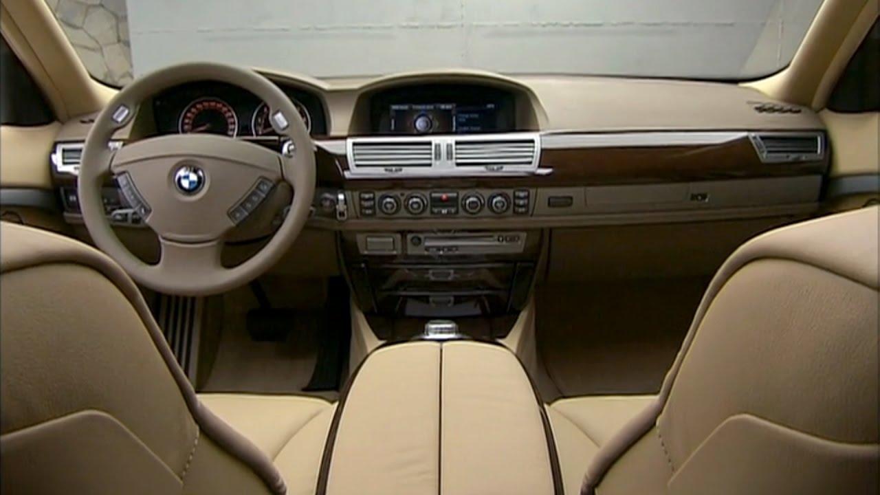 2006 BMW 750Li E66 7 Series